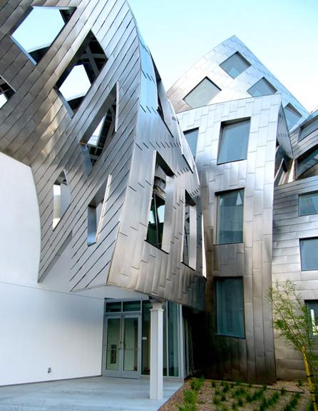 Lou Ruvo Center Frank Gehry Las Vegas