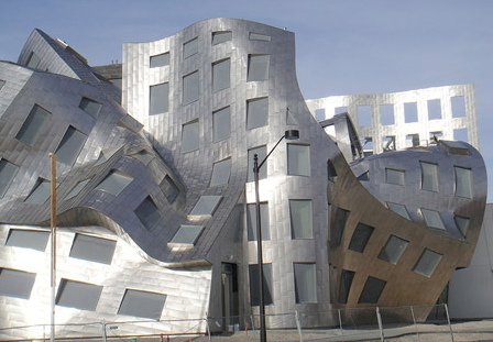 Lou Ruvo Center for brain health Frank Gehry