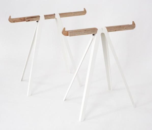 Toro houten schragen