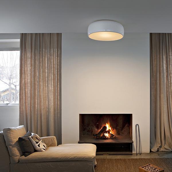 Smithfield plafondlamp van Flos
