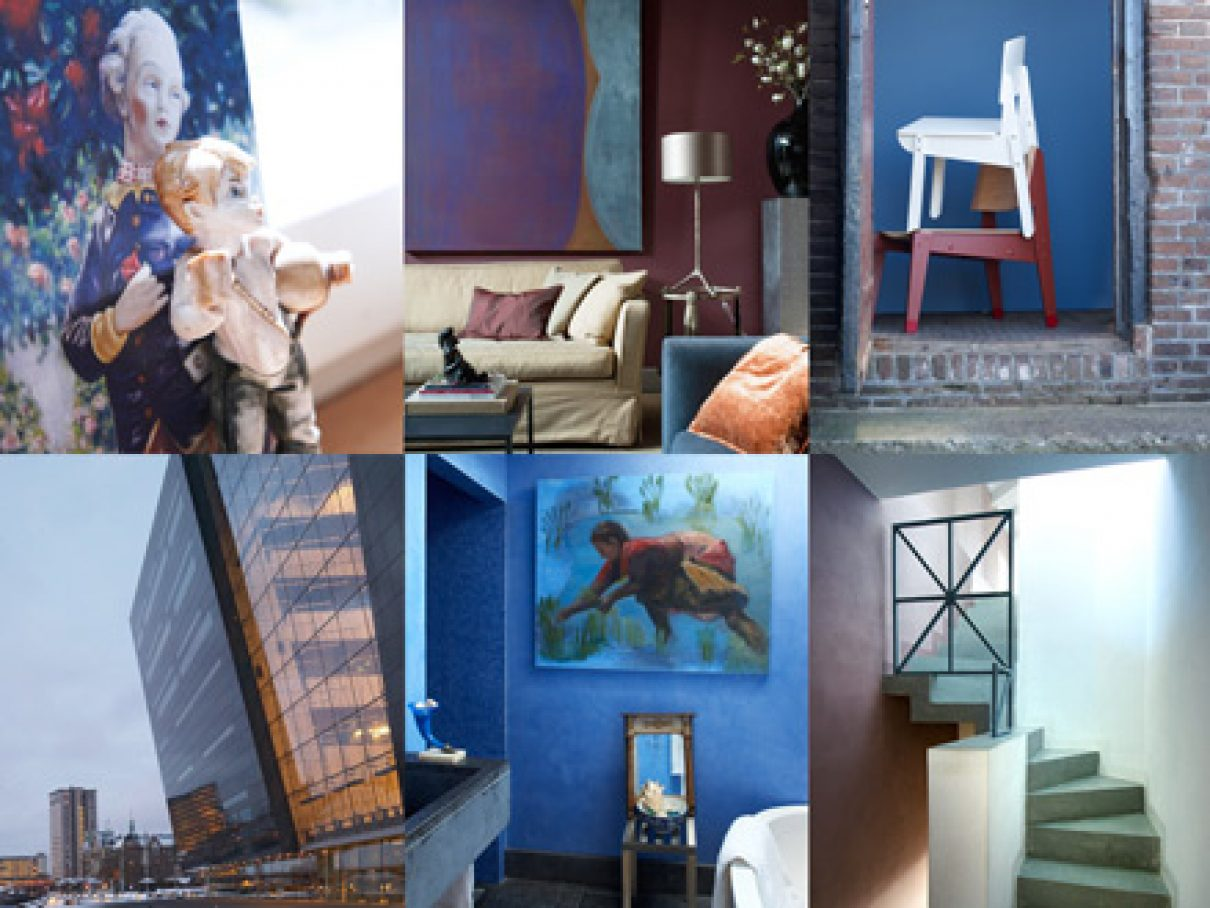 Kleur je interieur gimmii dutch design for Huis interieur kleuren