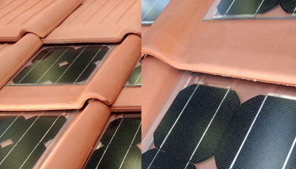 Terracotta dakpan zonnepanelen van Tegolasolar