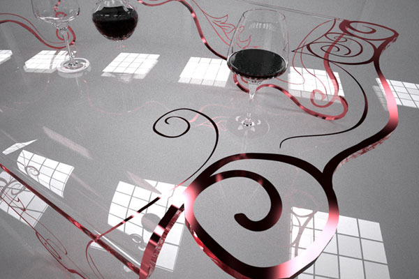 Tim & Mary salontafel door Pierre Lescop