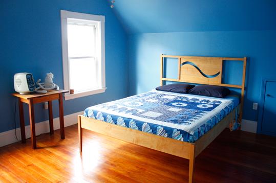 Slaapkamer Kleur Blauw  u2013 artsmedia info