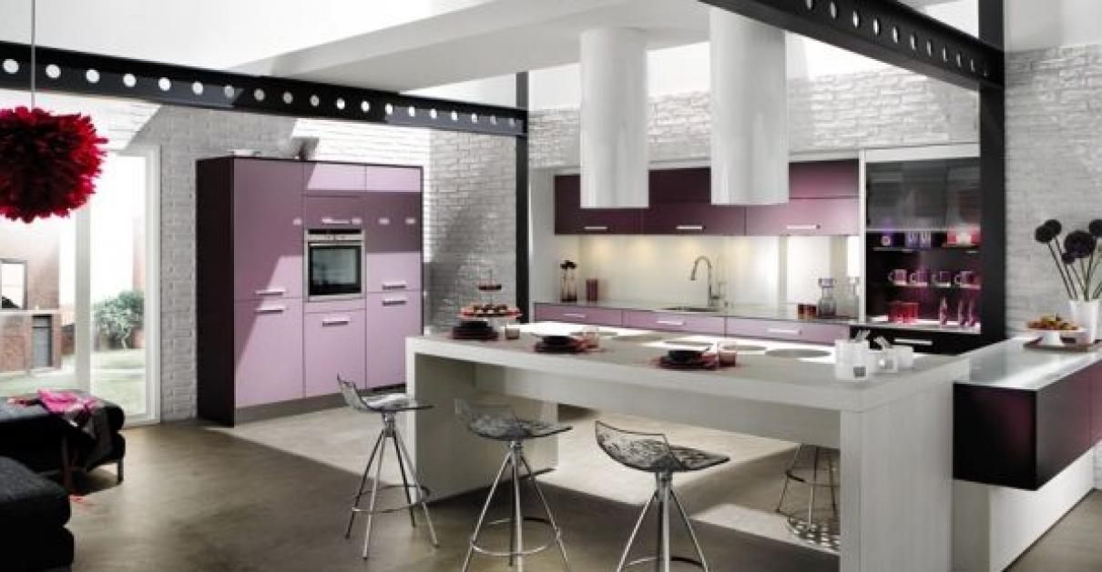 Kleur in je keuken