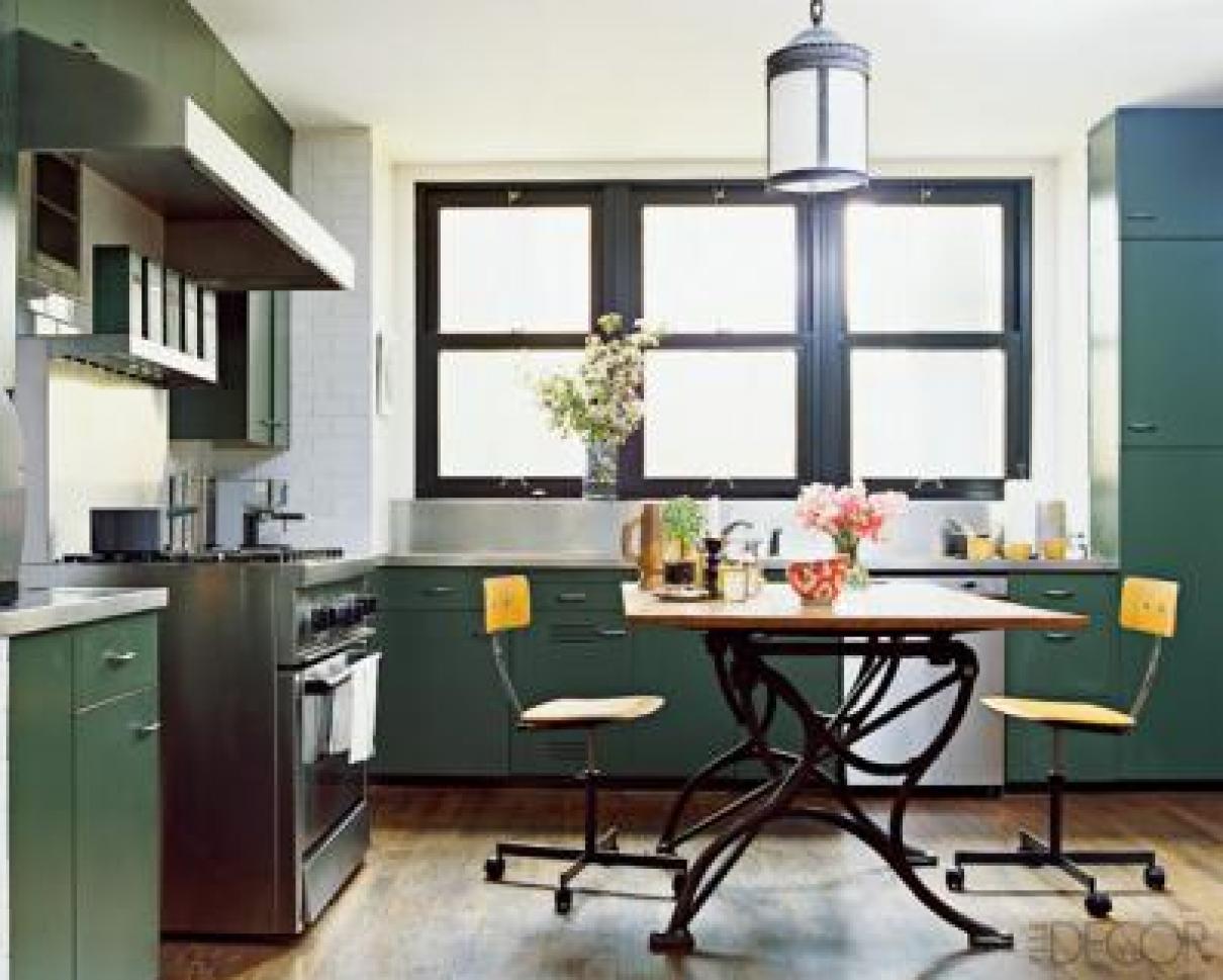 Kijkje in de eigen keuken van Nate Berkus