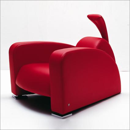 Piotr Kler fauteuil armleuning stoel