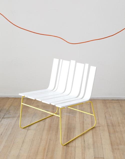 Strip Chair van Iacoli & McAllister