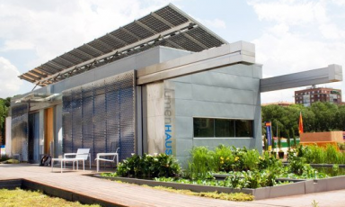Winnaar Solar Decathlon 2010