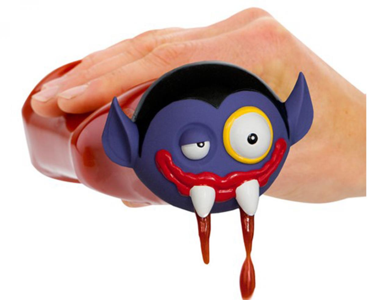 Lekker eng met Count Ketchup