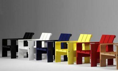 Miniatuur Gerrit Rietveld