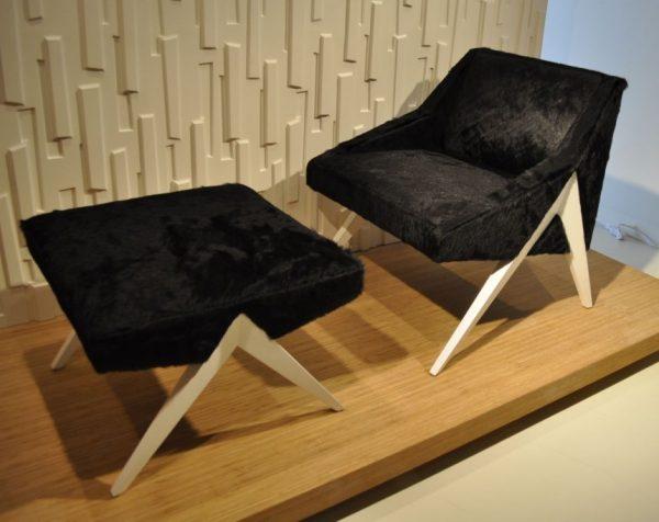 Stryde collectie van ontwerper Michael Wolk voor Loewenstein