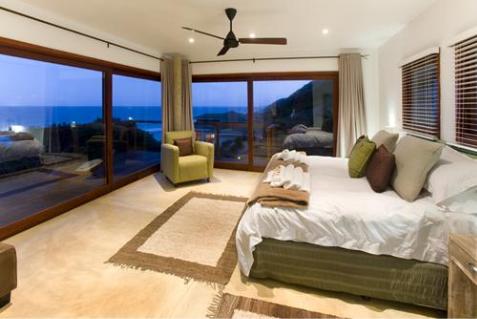 Het huis van Willem Alexander en Maxima in Mozambique