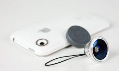 Fisheye en groothoek lenzen voor iPhone