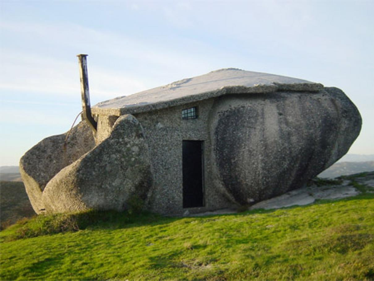Flintstones huis