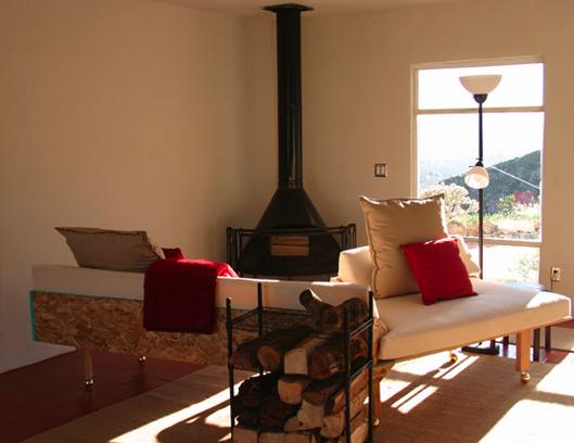 Rode accessoires voor woonkamer for for Goedkoop interieur