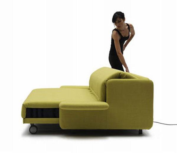 Wow Van Sofa Tot Bed Gimmii Dutch Design