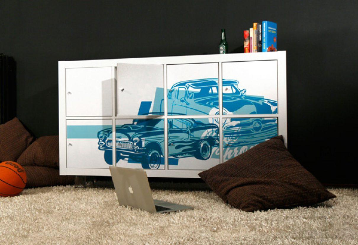 Stickers Ikea Meubels : Customize je ikea meubelen met mykea gimmii dutch design