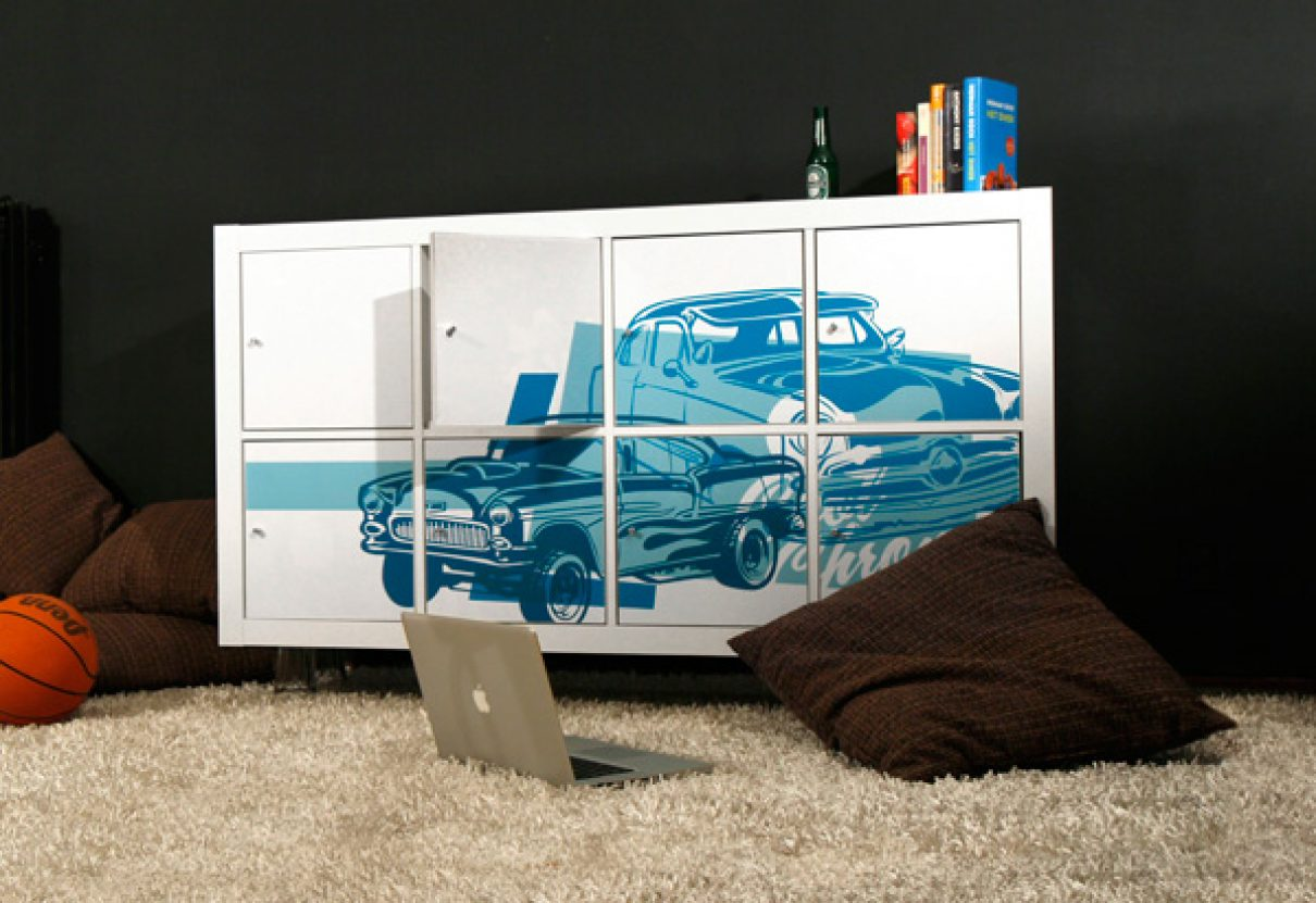Customize je IKEA meubelen met Mykea