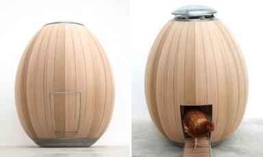 Design Kippenhok Nogg