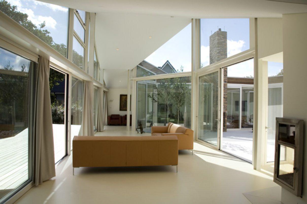Milieuvriendelijke patio villa in Zeeland