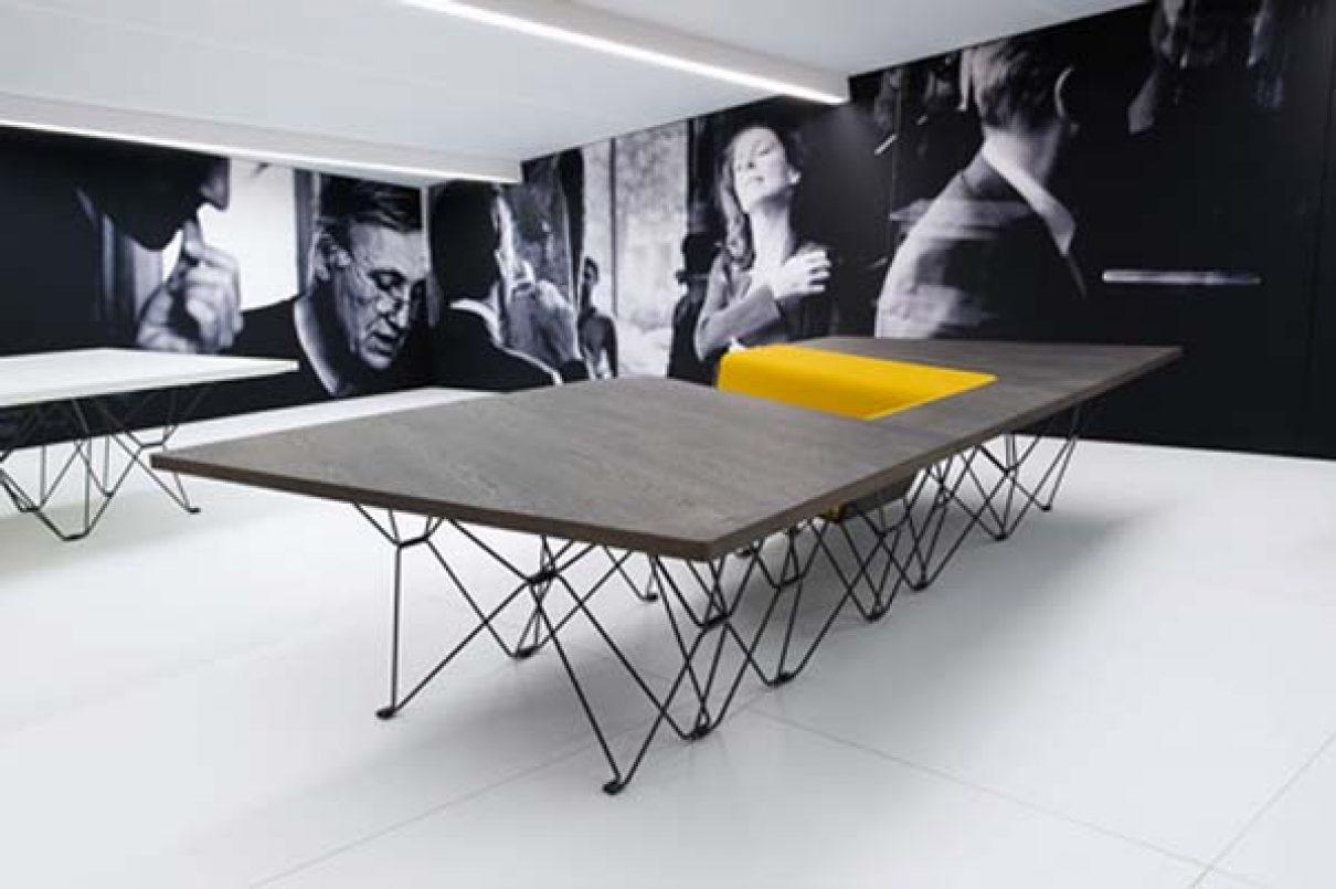De enige echte zittafel
