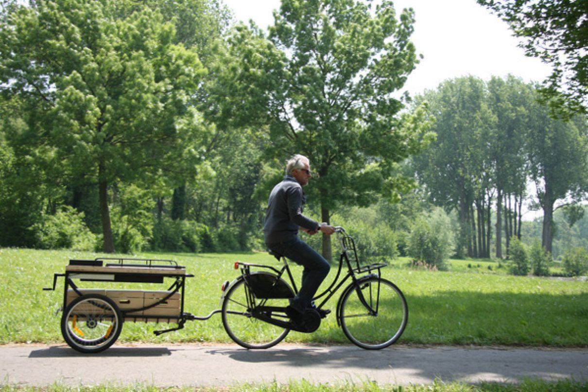 Cultkoken met het fietsfornuis