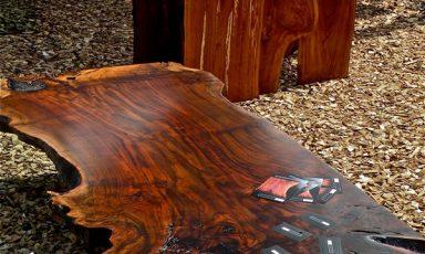 Organische meubels van Holtz Furniture