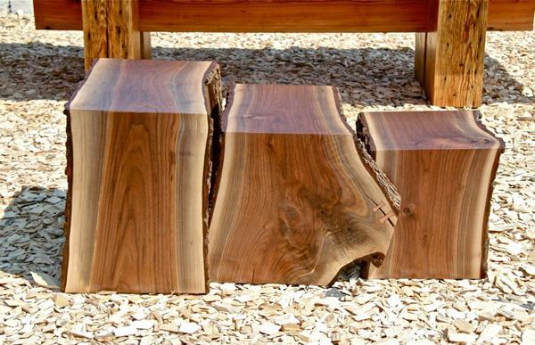 Organische meubels van holtz furniture gimmii shop magazine voor dutch design - Tafel treku ...