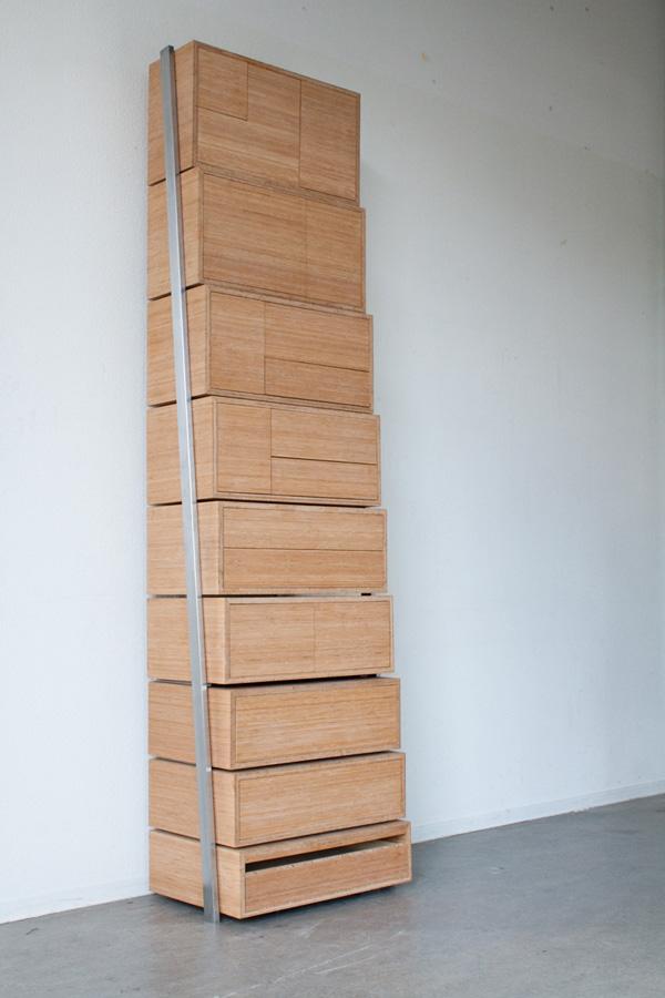 Vaak Staircase van Danny Kuo | Gimmii Dutch Design QJ42