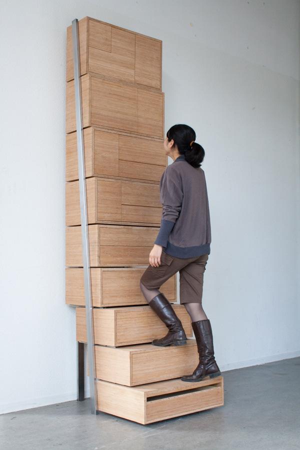 Staircase Van Danny Kuo Gimmii Dutch Design