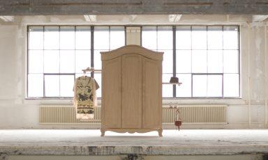 Exhibitionistische kledingkast van Dik&Stijlloos