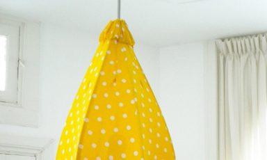 Opvouwbare lampen van Studio Snowpuppe