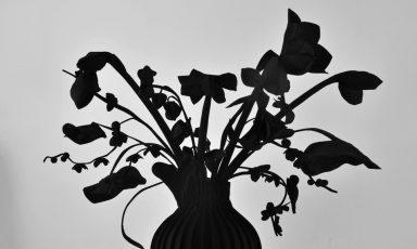 Bloemen en planten van vilt