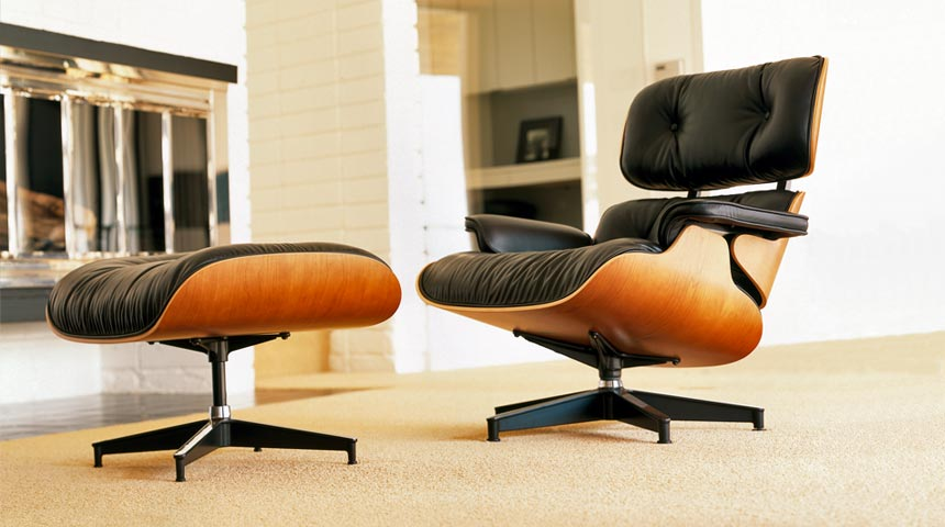 Eames Lounge Stoel : Making of eames lounge chair ottoman gimmii dutch design