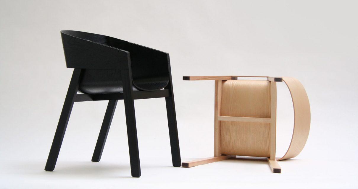 Prijs Thonet Stoel : Sympathieke samengestelde stoel van ton gimmii dutch design