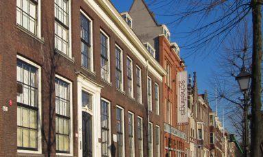 Rotterdamse toonkamer voor designmeubels