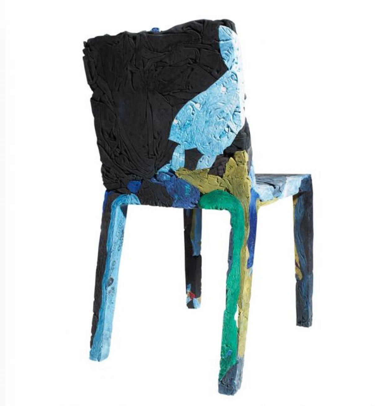 Een hoopje stoel