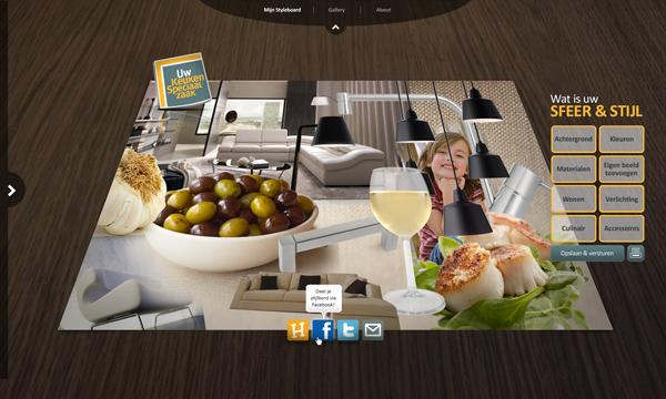 Maak een moodboard kies een keuken gimmii dutch design - Keuken kleurideeen ...