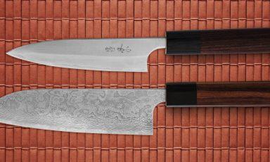 Superscherpe koksmessen van Nipponblades