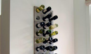 Winebrick wijnrek van Stephan Siepermann