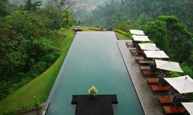 De 16 mooiste oneindige zwembaden