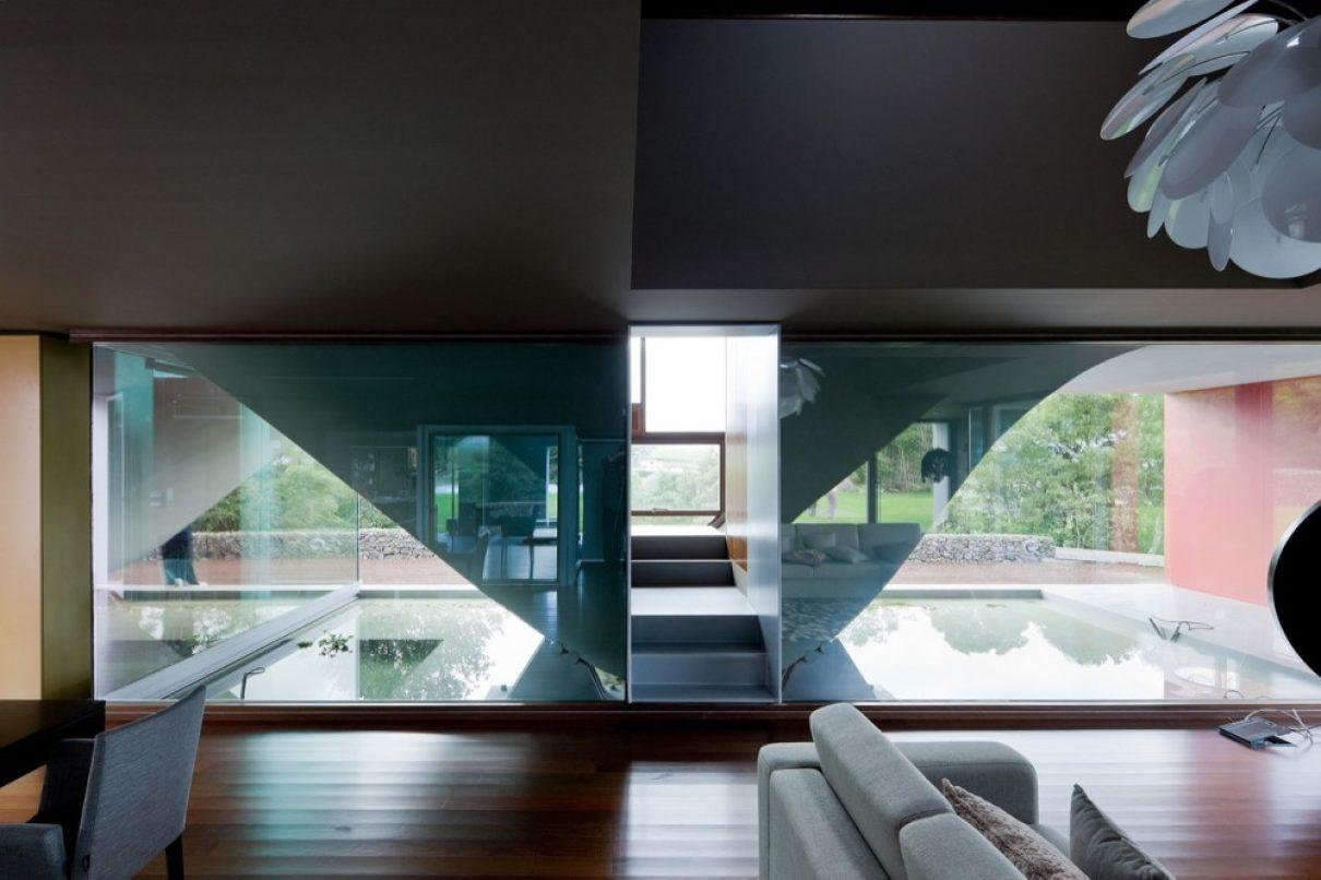 Huis op de Azoren