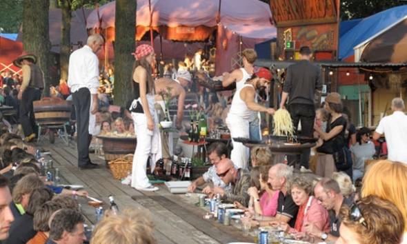 Parade van de idee Piet Hein Eek