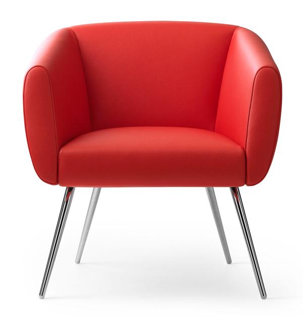 Wereldse fauteuil mundo van leolux gimmii shop magazine voor dutch design - Stoel rode huis van de wereld ...