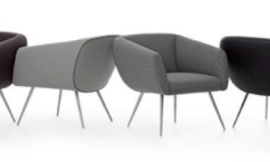 Wereldse fauteuil Mundo van Leolux