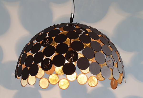 Slaapkamer Ideeen Goud : PIN-UP hanglamp van Richard Hutten Gimmii ...