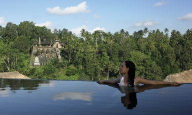 Mooiste zwembad van Bali?