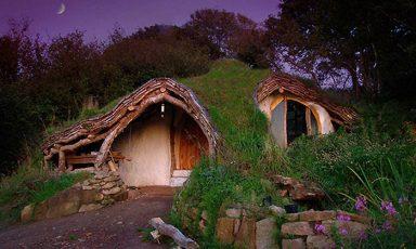 Een hobbit huis voor € 3450