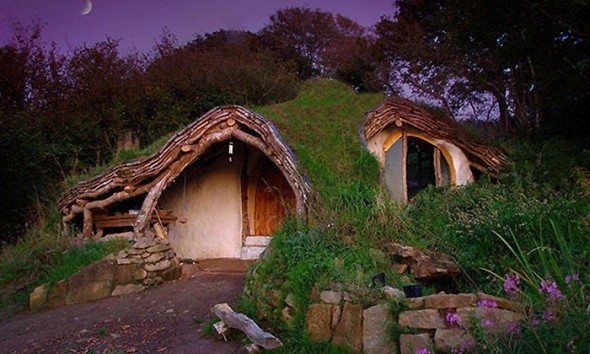 Hobbit home simple cheap living by Simon Dale - Gimmii